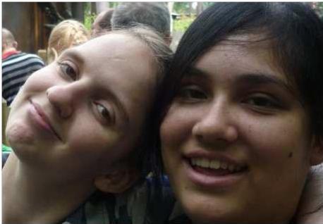 Tavie and Karan